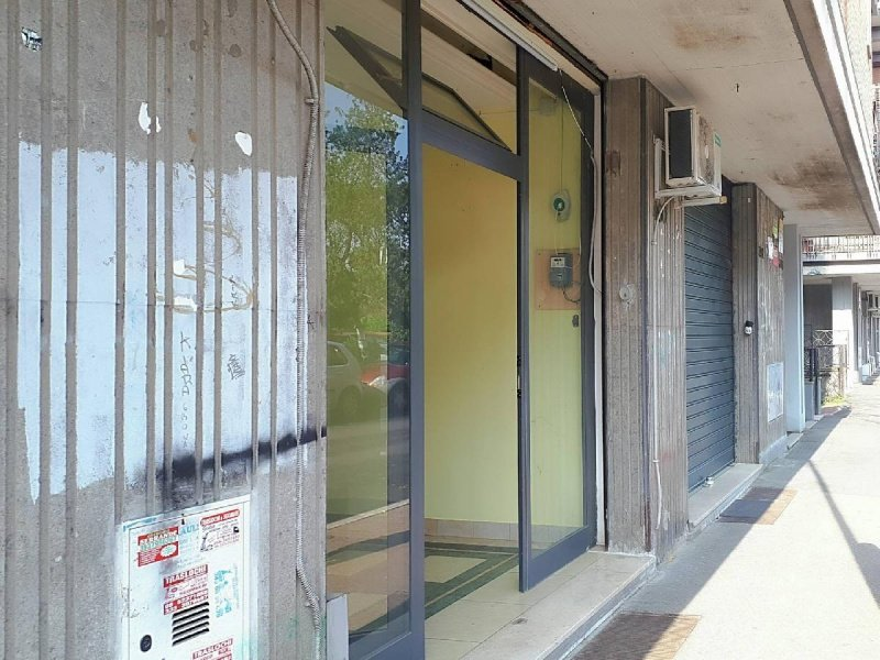 Commercial property in Rome