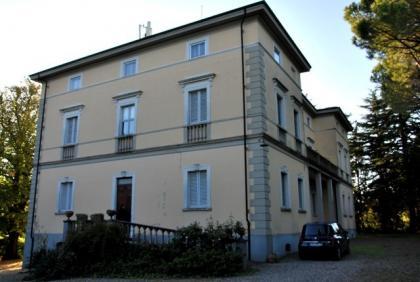 Hus i Volterra