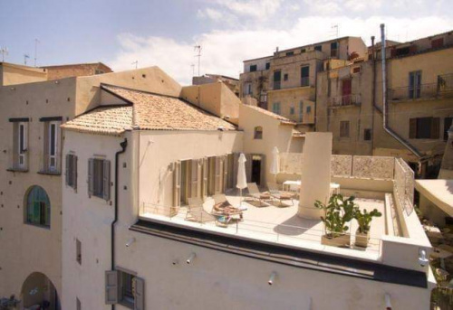 Historic house in Tropea