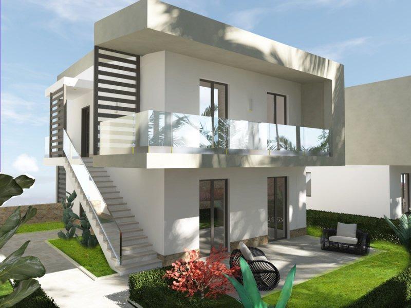 Дом в Тропея