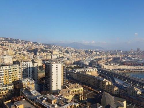Loft/Penthouse in Genua