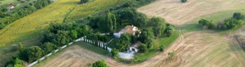 Urlaub auf dem Bauernhof in Monte Roberto