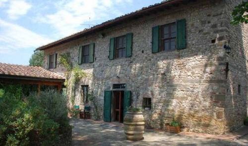 Отдельно стоящий дом в Сан-Кашиано-ин-Валь-ди-Пеза
