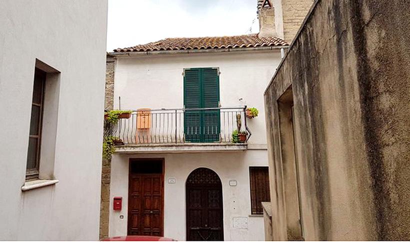 Historisch appartement in Pitigliano