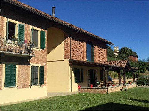 Bauernhaus in Monale