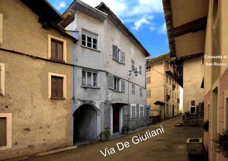 Haus in Scopello