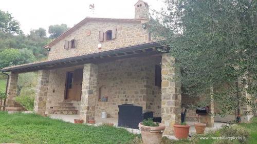 Landhaus in Seggiano