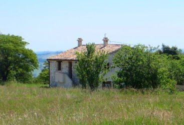 Farmhouse in Fano