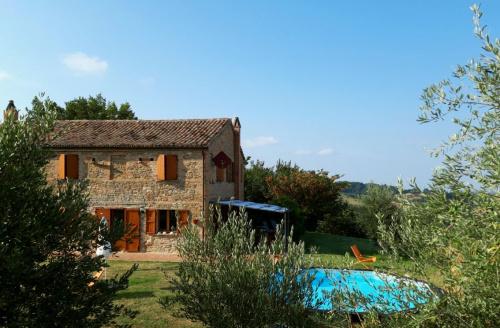 Huis op het platteland in Fano