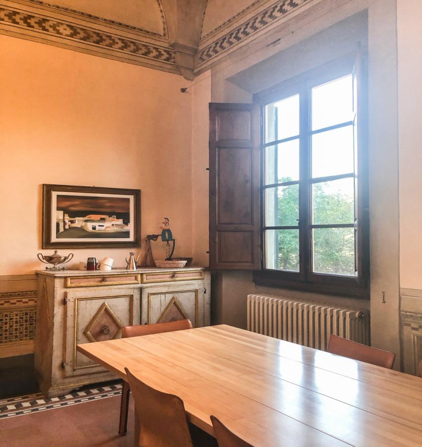 Appartement historique à Pistoia