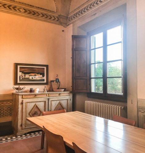 Historisches Appartement in Pistoia