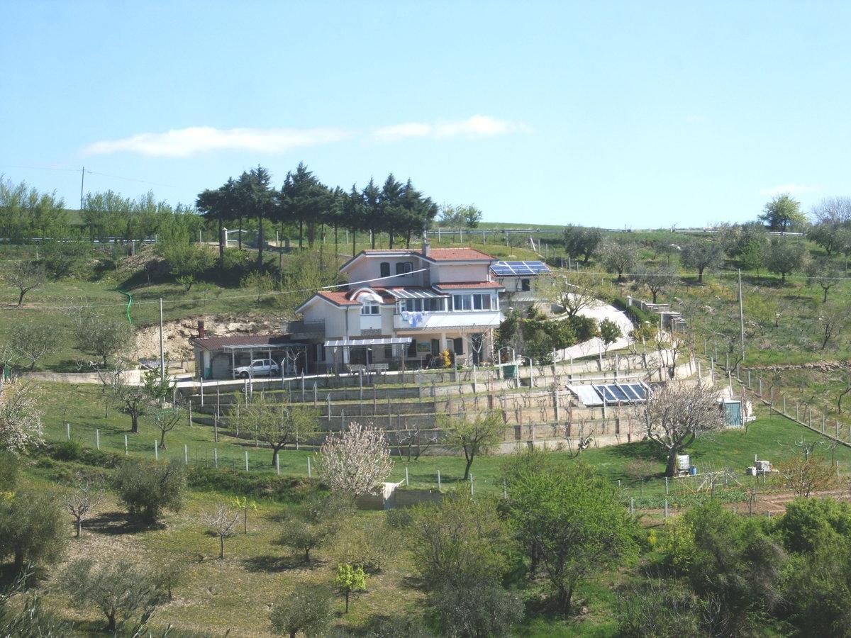 特里卡里科乡间房屋