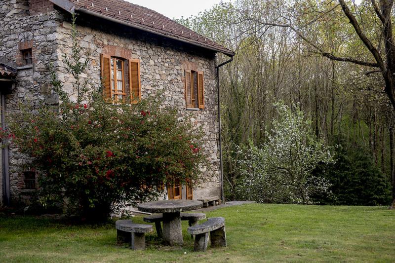 Landhaus in Invorio
