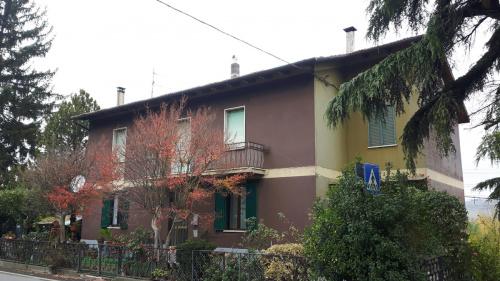 Hus på landet i Orvieto