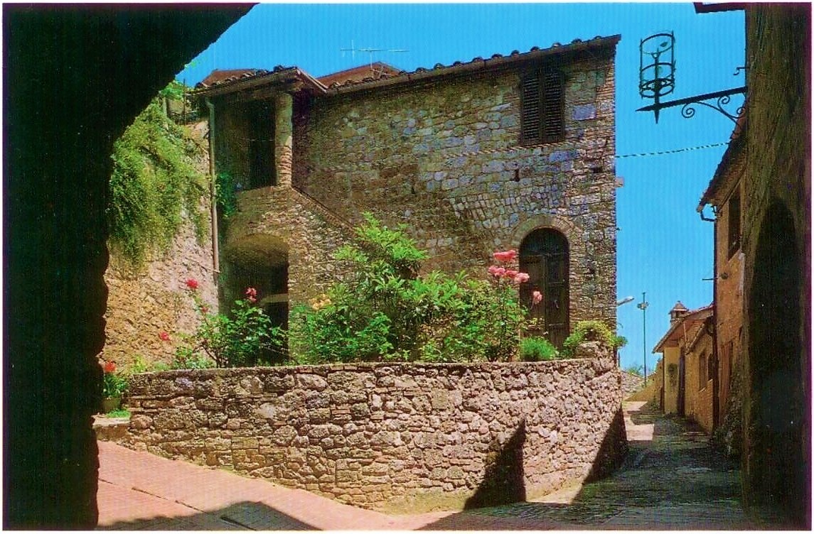 Haus in San Gimignano