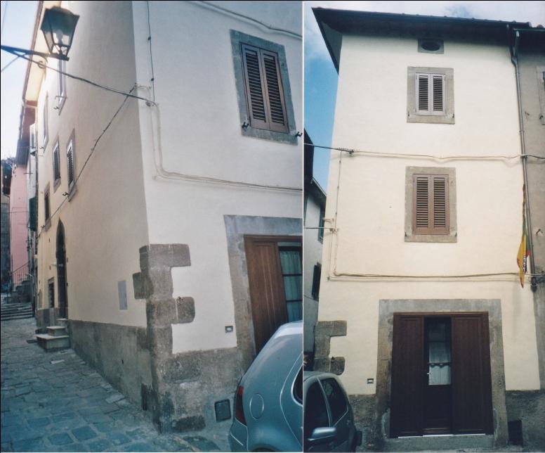Особняк из двух квартир в Кастель-дель-Пьяно