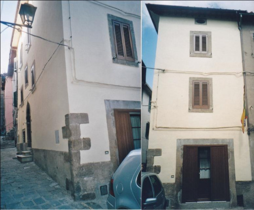 Semi-detached house in Castel del Piano