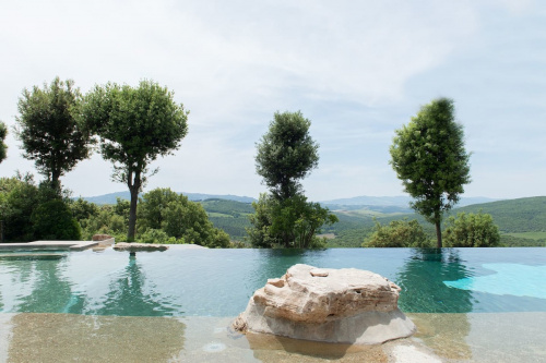 Country house in Gambassi Terme