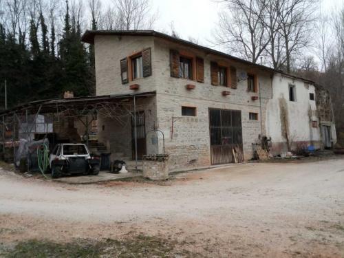 Maison de campagne à Cingoli