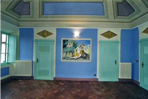 Historisch appartement in Arcidosso