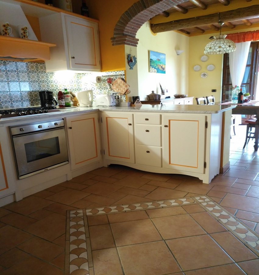 Country house in Pescaglia
