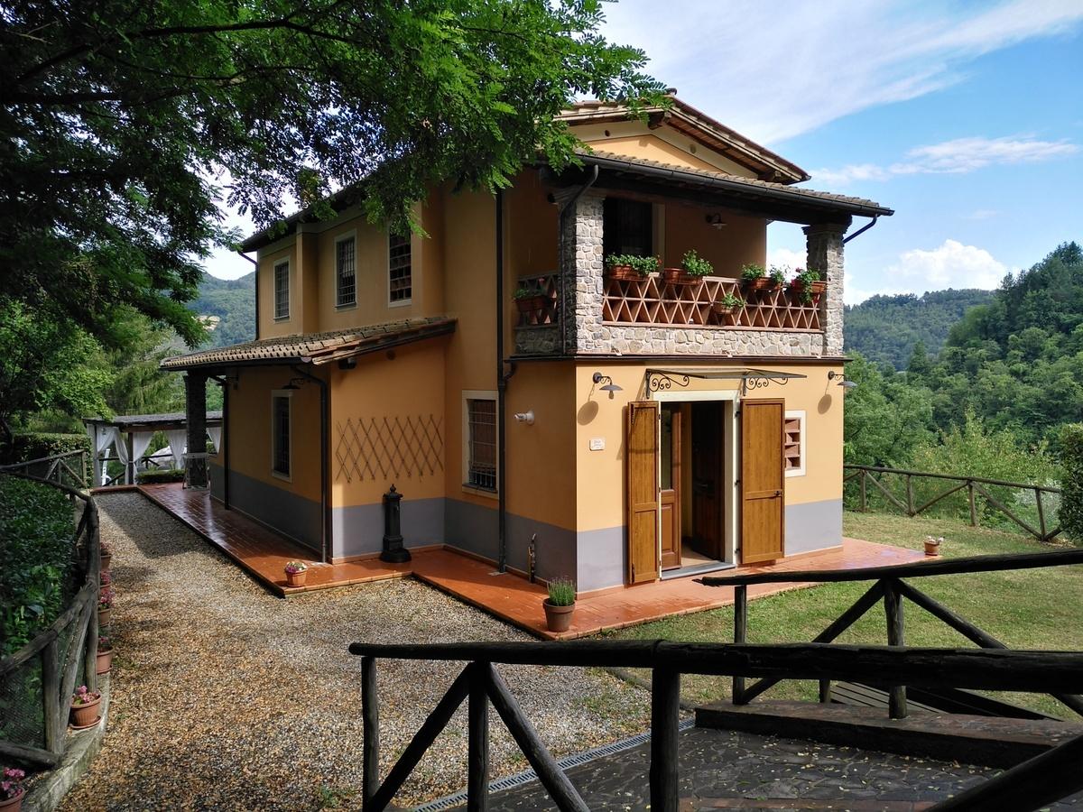 Huis op het platteland in Pescaglia