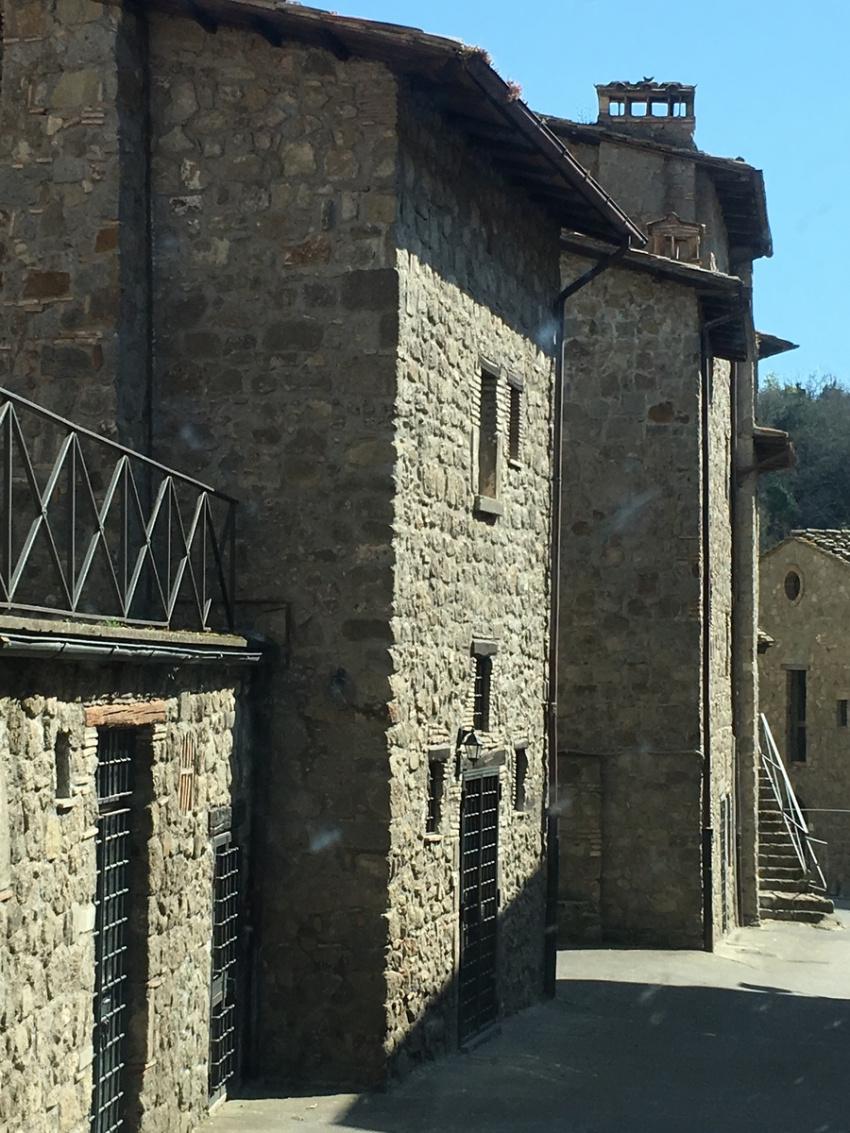 Half-vrijstaande woning in Bassano in Teverina