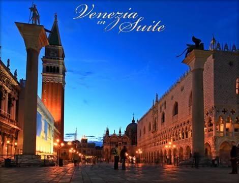 Vrijstaande woning in Venetië