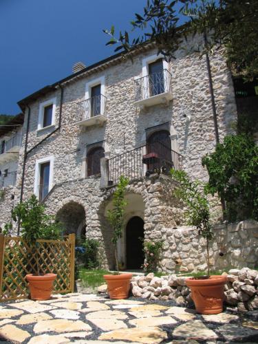 Huis op het platteland in Roccacasale