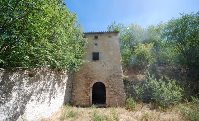 Tower in Cerreto di Spoleto