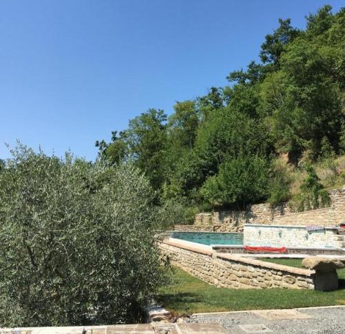 Villa en Pieve Santo Stefano
