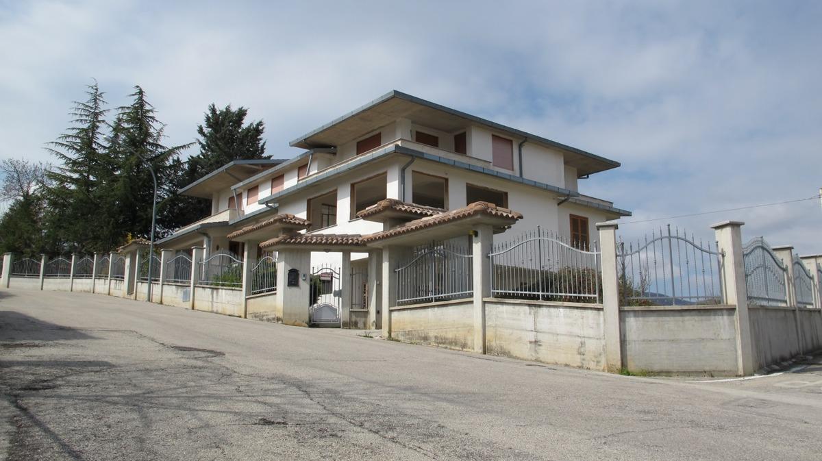 Maison individuelle à Goriano Sicoli