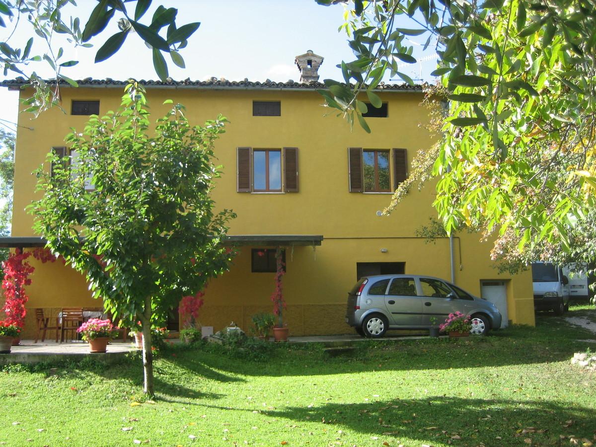 Hus i Ascoli Piceno
