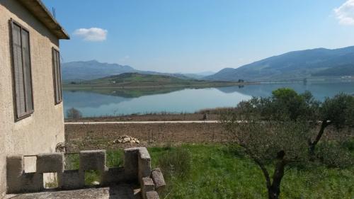 Hus på landet i Sambuca di Sicilia