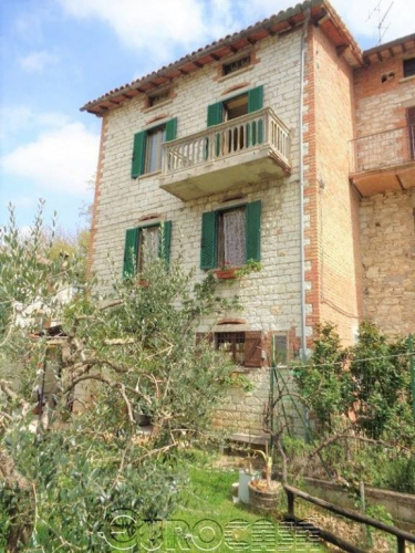 Villa i Gubbio