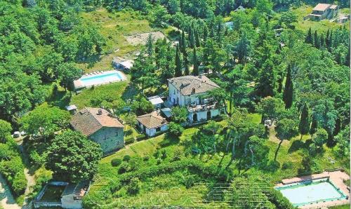 Villa i Tuoro sul Trasimeno
