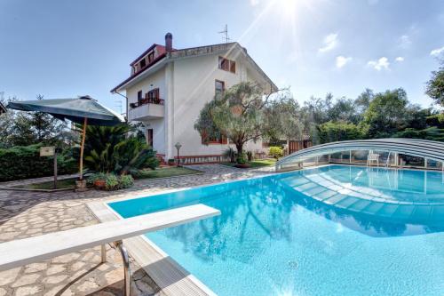 Villa en Formia