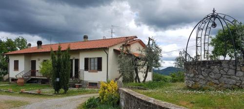 Landhaus in Montevarchi