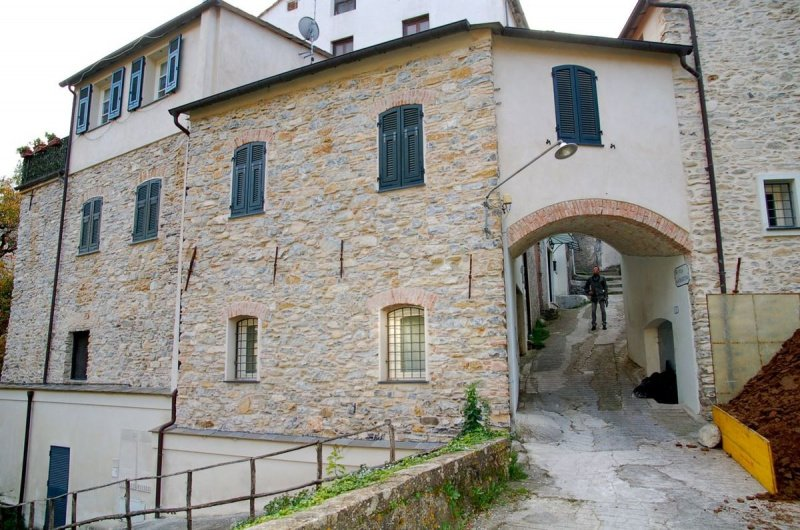 Haus in Dolcedo