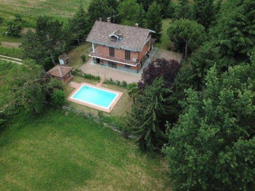 Villa en Castelnuovo Belbo