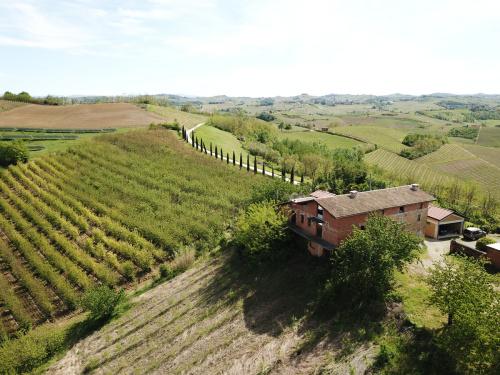 Casa de campo en Mombaruzzo