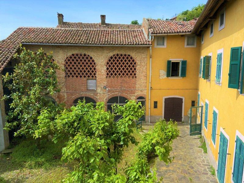 Casa histórica en Montecastello