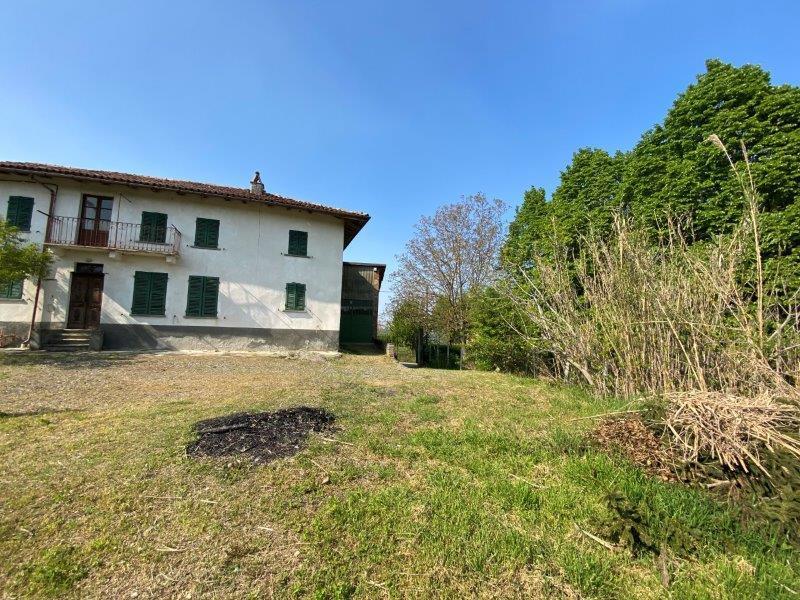 Landhaus in Cortiglione