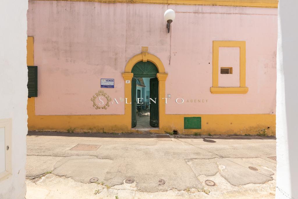 Historisches Haus in Morciano di Leuca