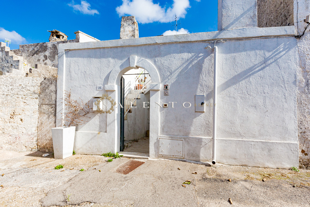 Maison à Patù