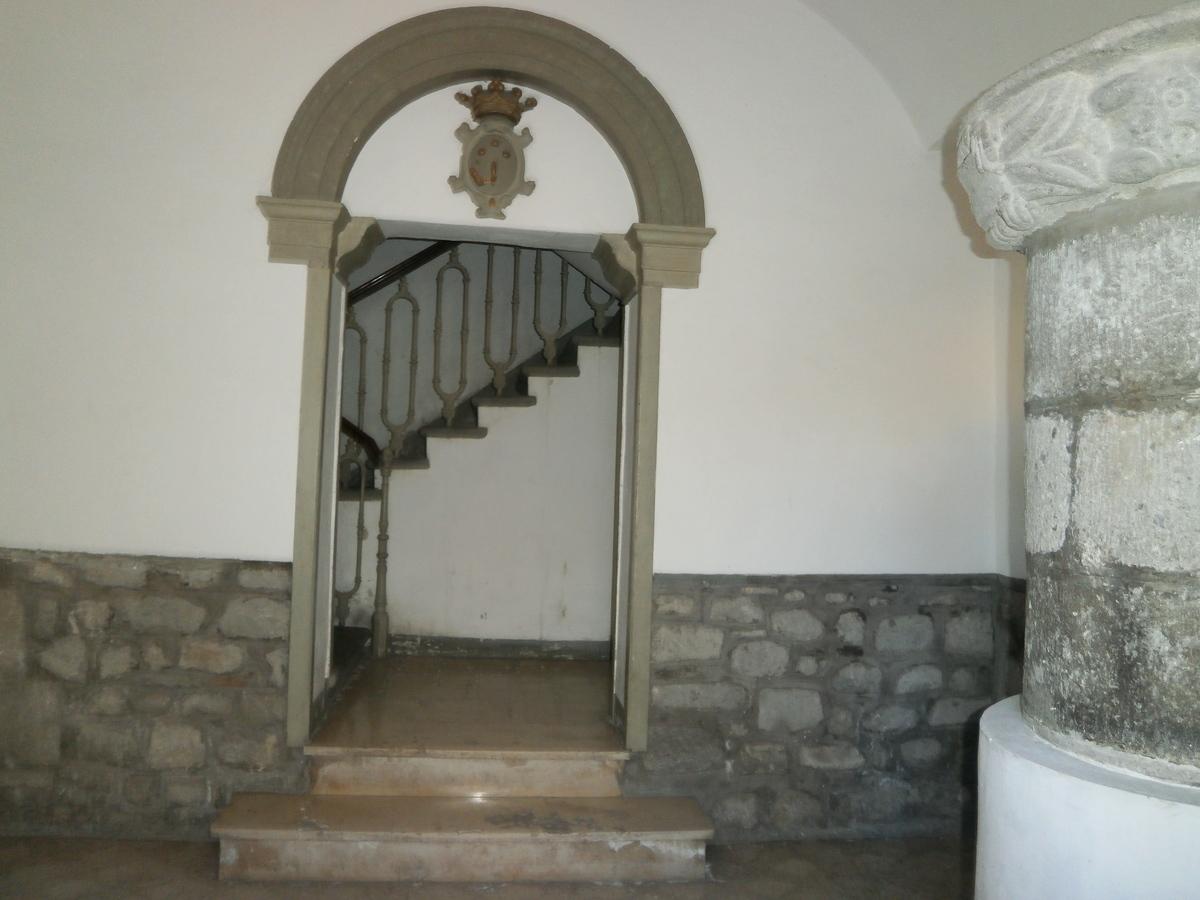 Apartamento histórico em Viterbo