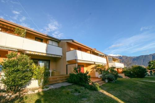 Onafhankelijk appartement in Tenno