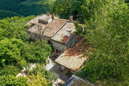Hus på landet i Tregnago