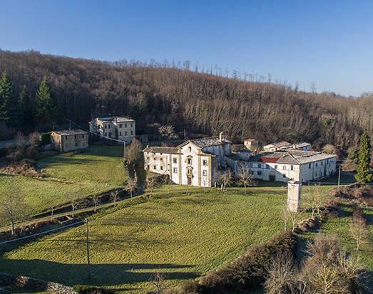 Casa histórica en Borgo San Lorenzo
