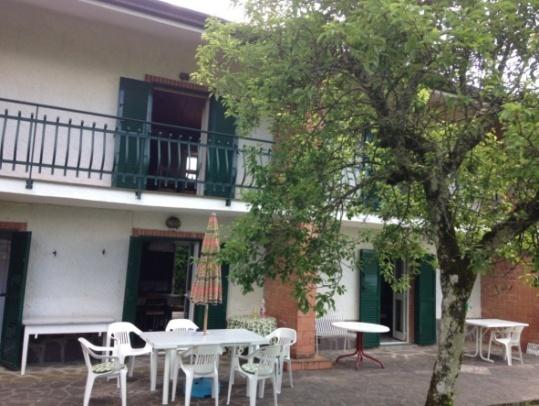 Villa a Fivizzano